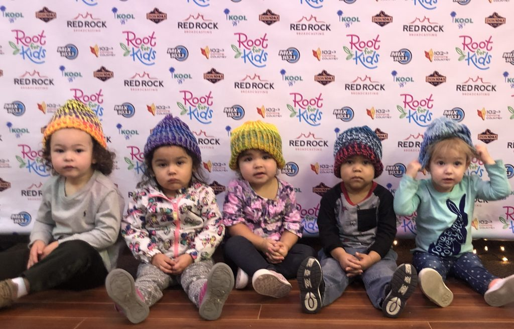 Radioathon | Root for Kids