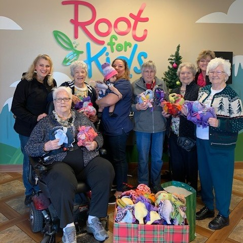 Thank you, volunteers! | Root for Kids