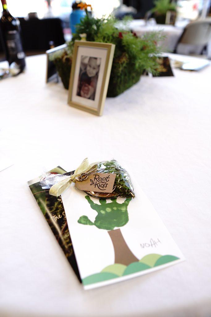 Table set | The Secret Garden Gala