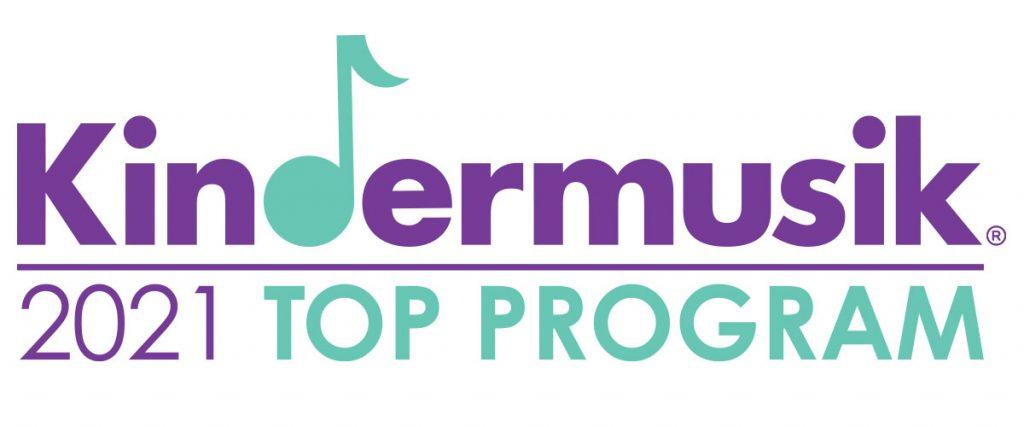 Kindermusik Top Program Logo